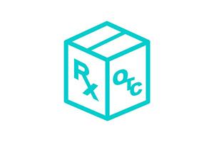 Icon illustration pharma order management