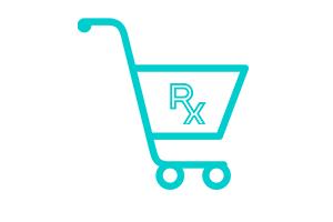 pharma online product icon