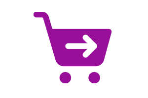 Self checkout product icon