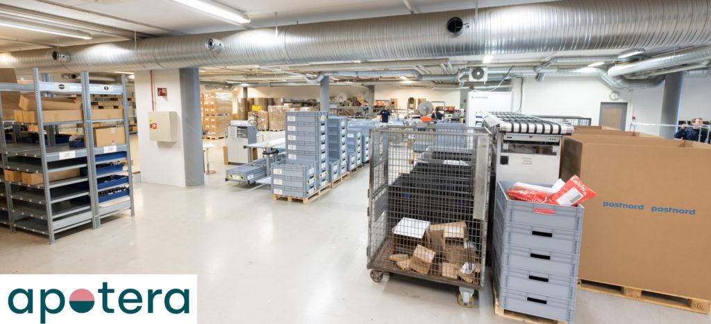 apotera warehouse